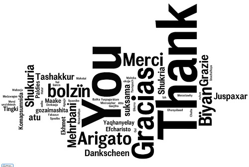 Professional Services Thank You Notes – Professional Thank You Note