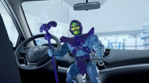 Social Media Lessons from Honda and Skeletor.