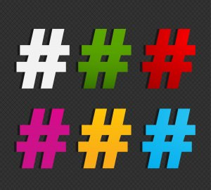 What are your favorite hashtags to use?