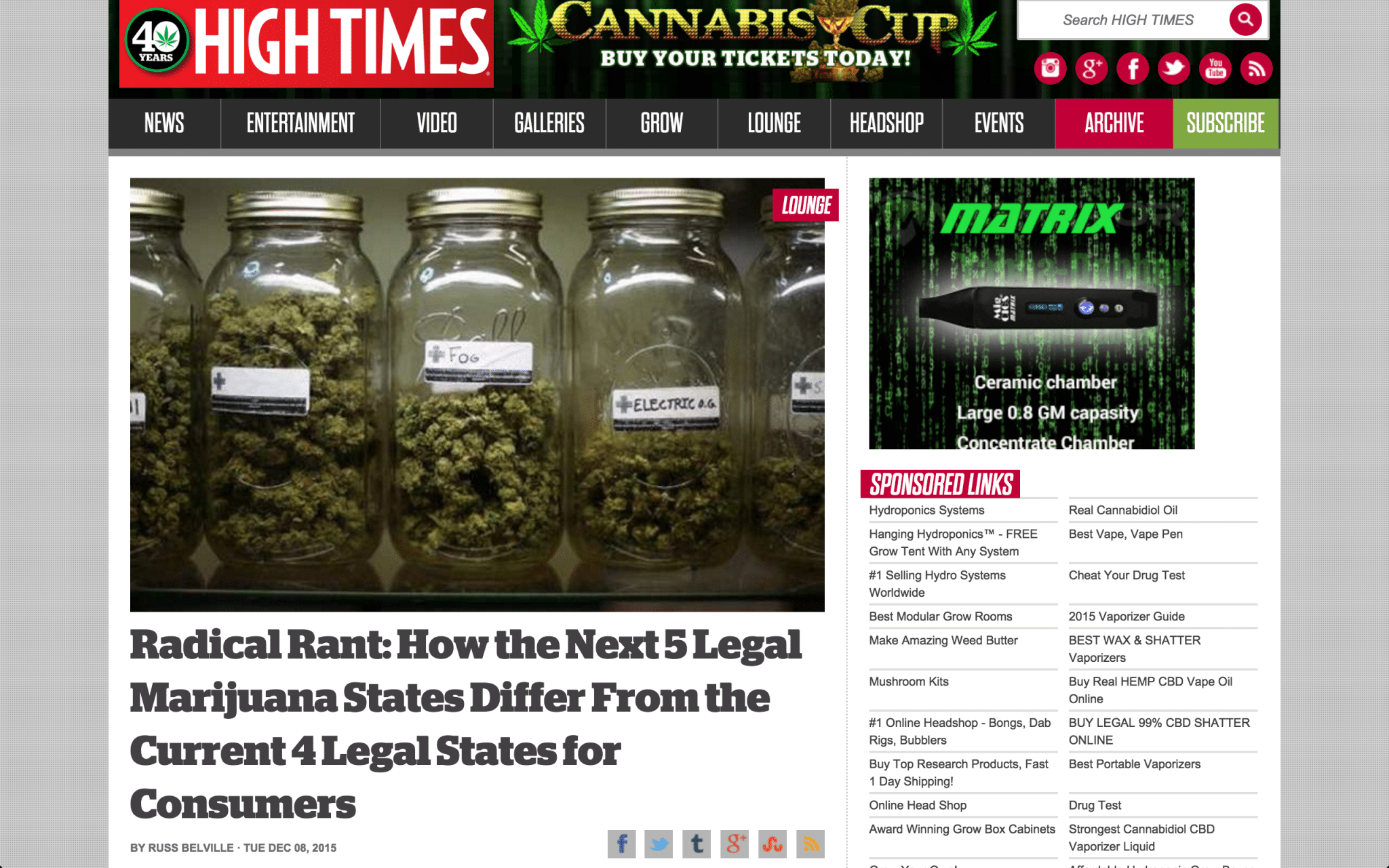 HighTimes.12.2015  sc 1 st  Three Girls Media & Clients in the News Aboutintivar.Com