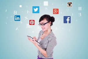 Are you using each of the social media sites effectively?