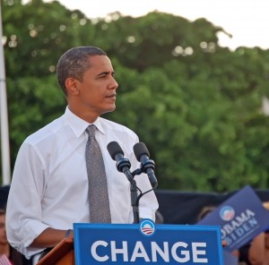 President Barack Obama is using social media to reach young voters.