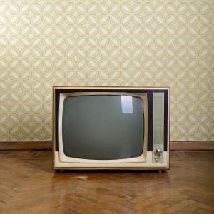 TV from the 1950's
