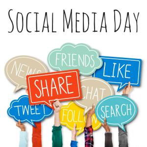 Here's how we're celebrating Social Media Day on June 30, 2016.