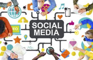 Social media pipeline.