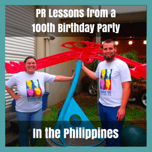 What PR lessons can be learned from a long international journey? Read on!