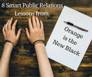 Three Girls' public relations tips