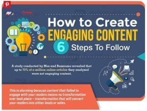Learn how to create engaging content