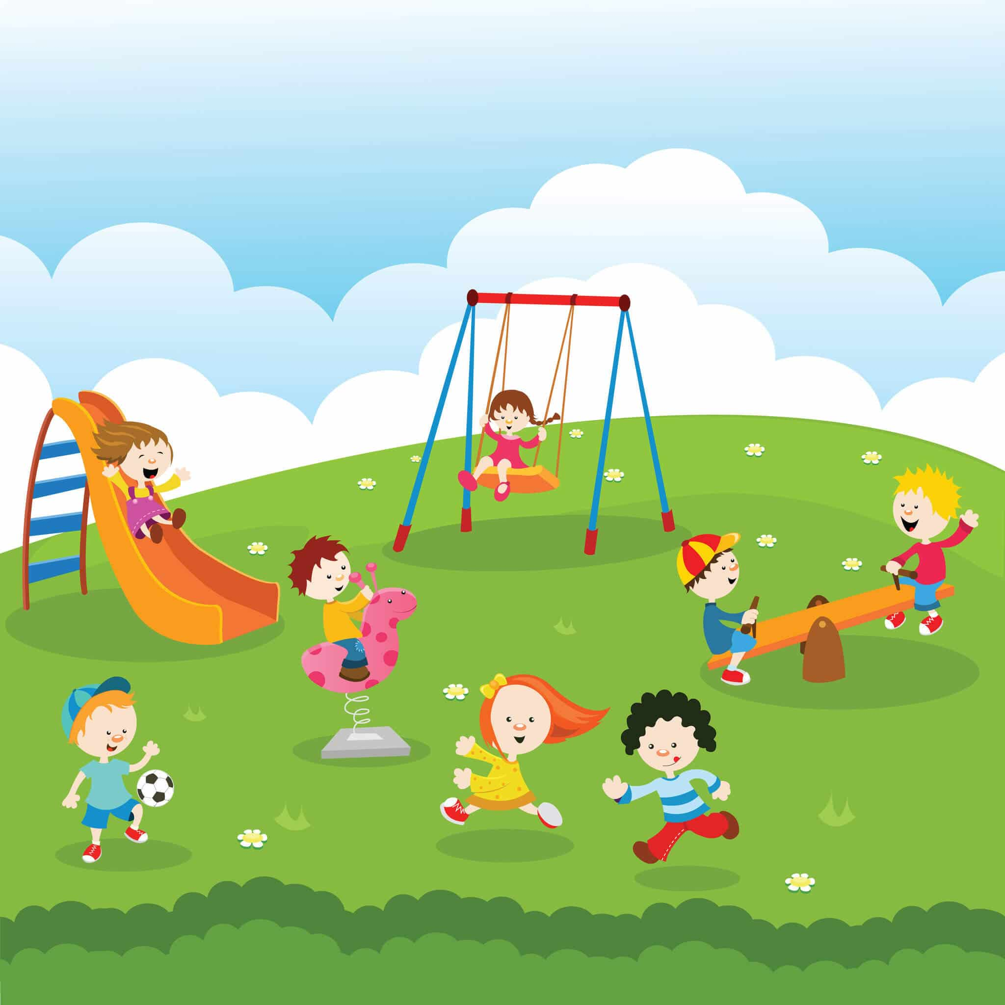 4 Social Media Marketing Lessons from a Day at the Park