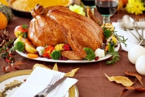 Do you have any Thanksgiving-themed content marketing plans?