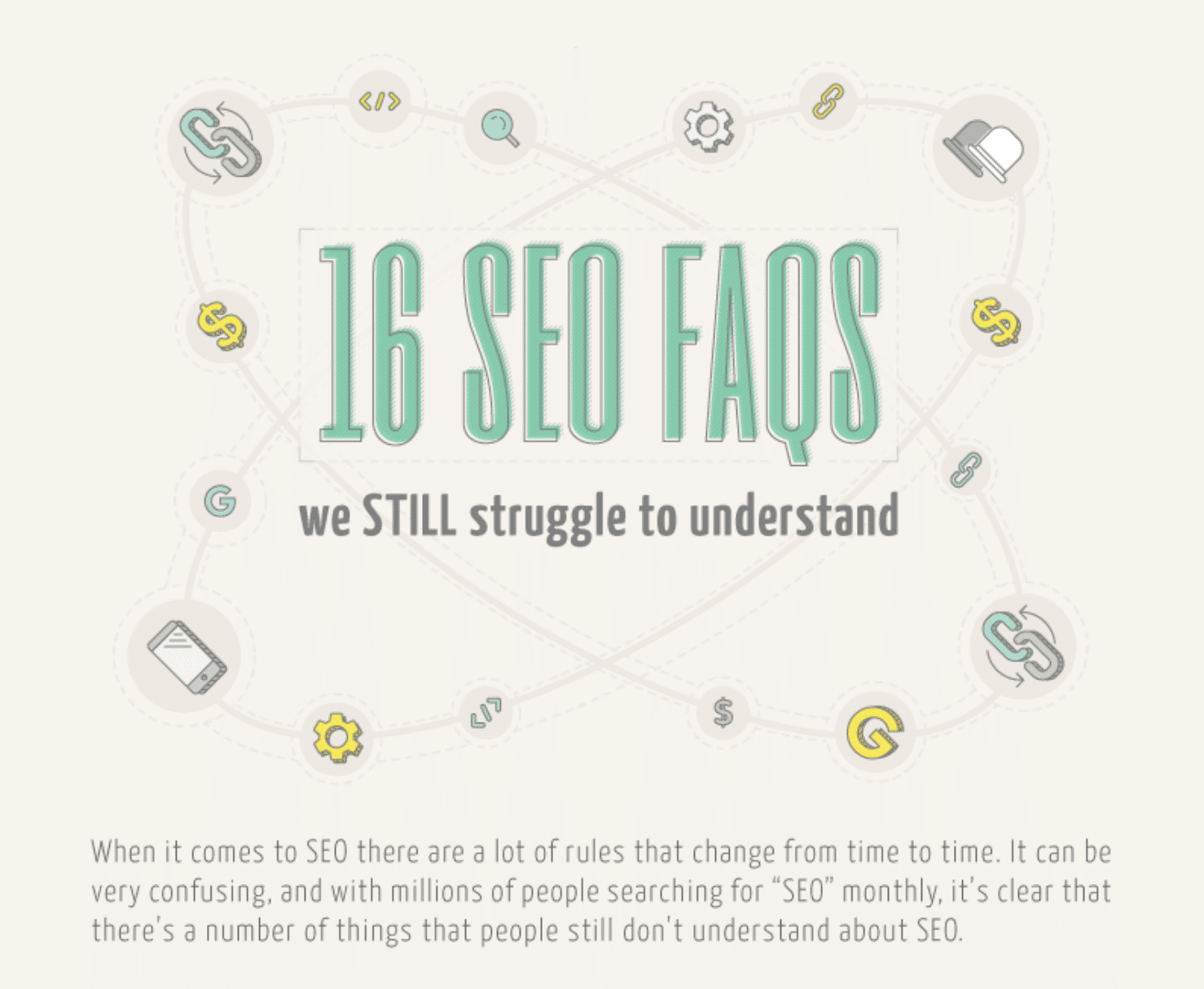 Infographic: 16 Helpful SEO Facts
