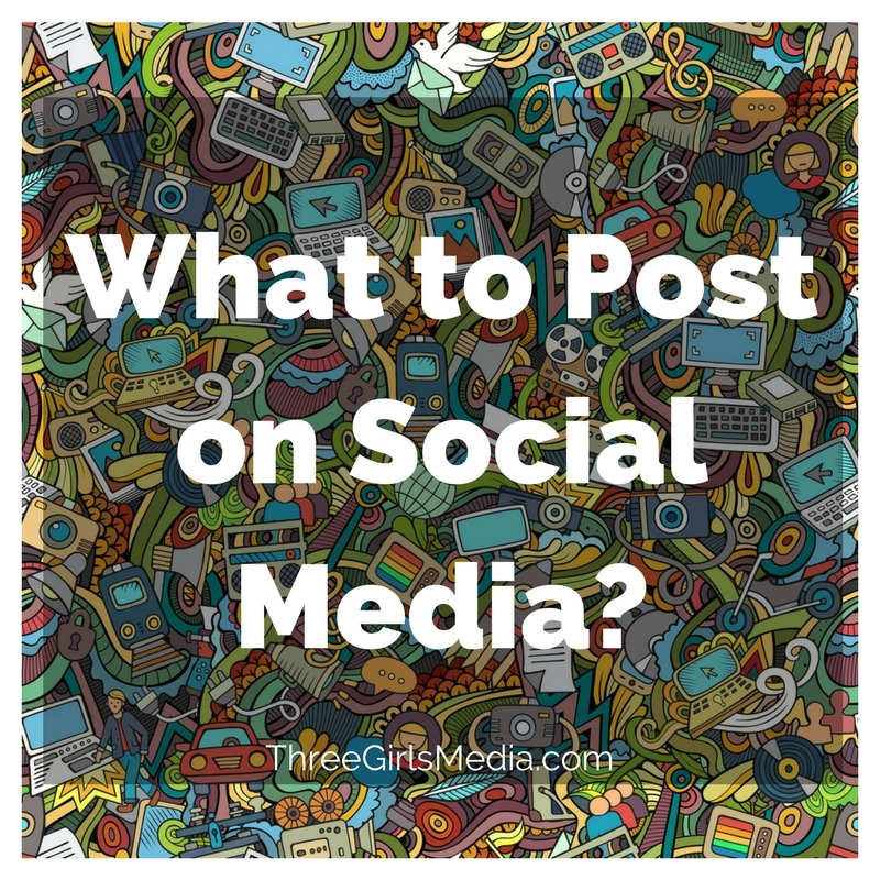 What Should My Business Post on Social Media?