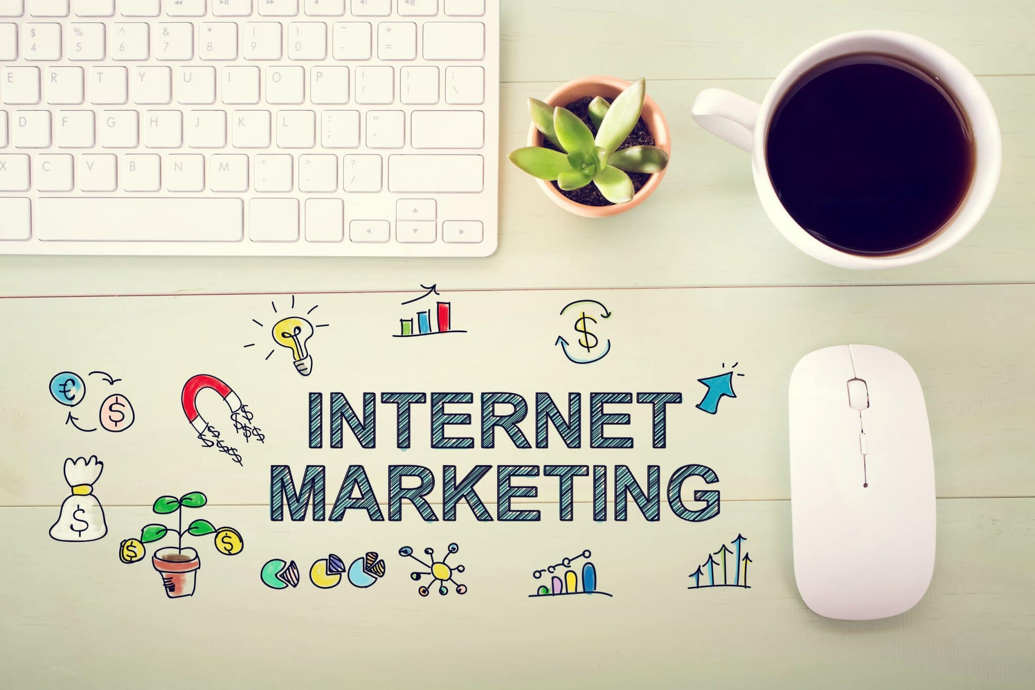 Why You Need to Include Internet Marketing in Your Business' Strategy