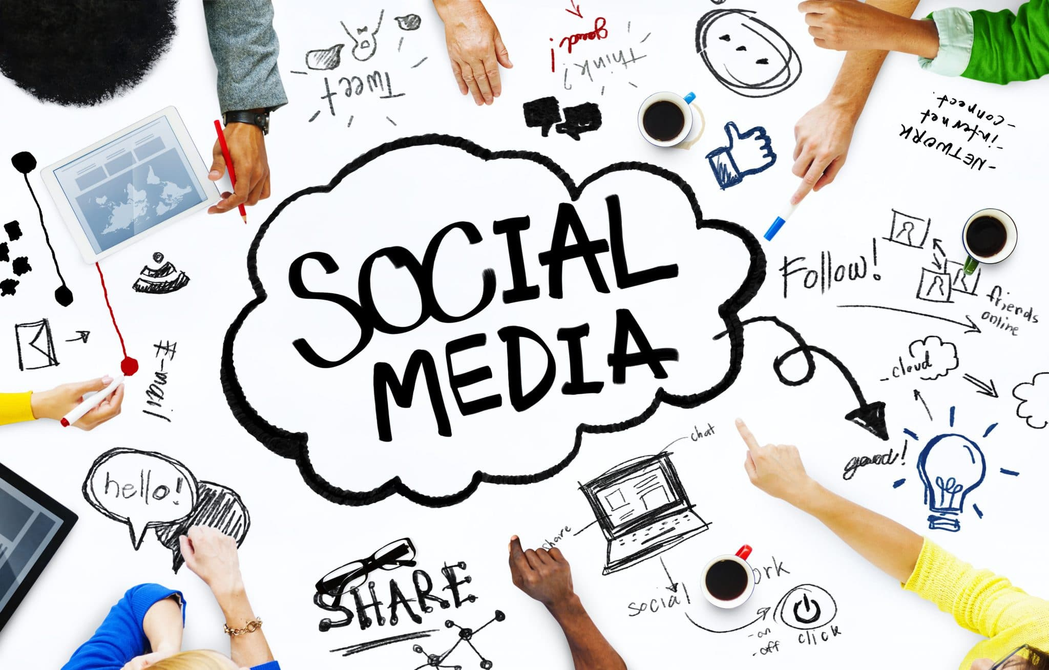 Social Media Management: 5 Steps to Success