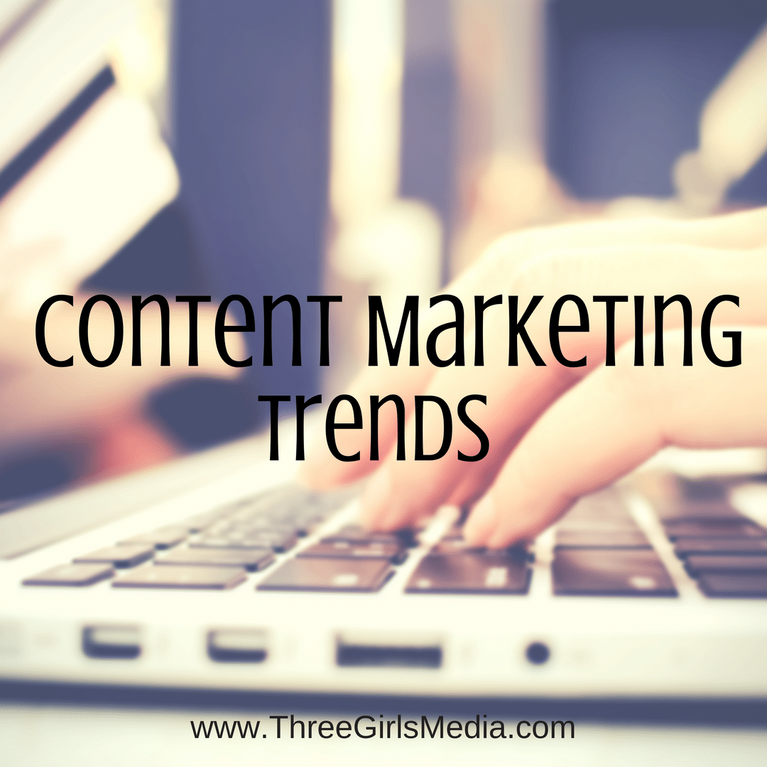 Hot Trends in Content Marketing You Need to Know About