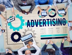 Advertising Branding Concept