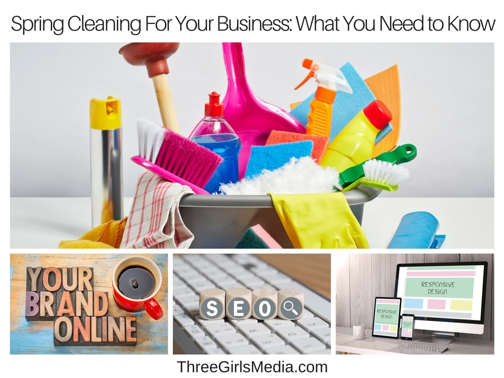 Spring Cleaning For Your Business: What You Need to Know