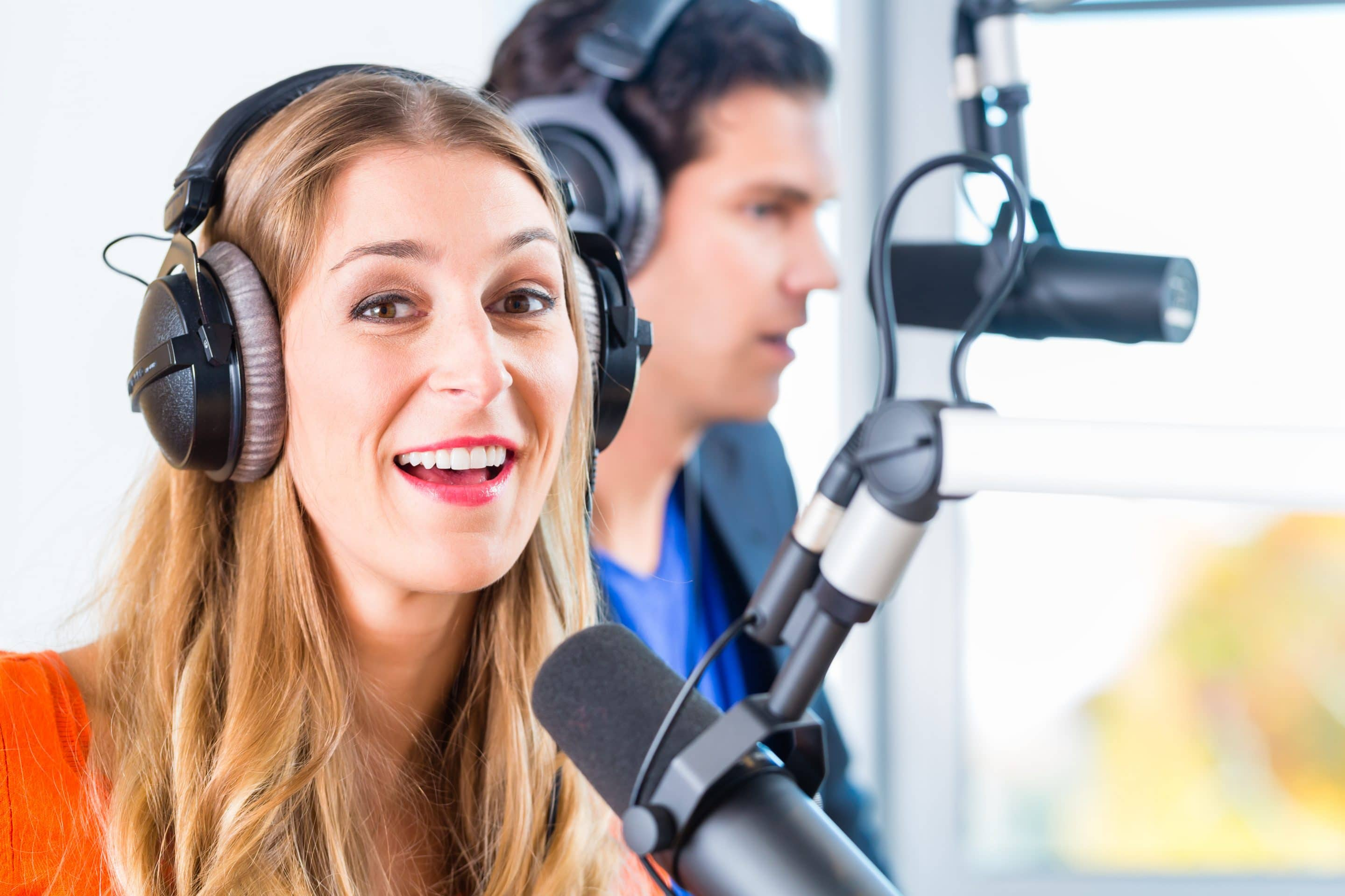 Media Tips: How to Get on a Podcast or Radio Show