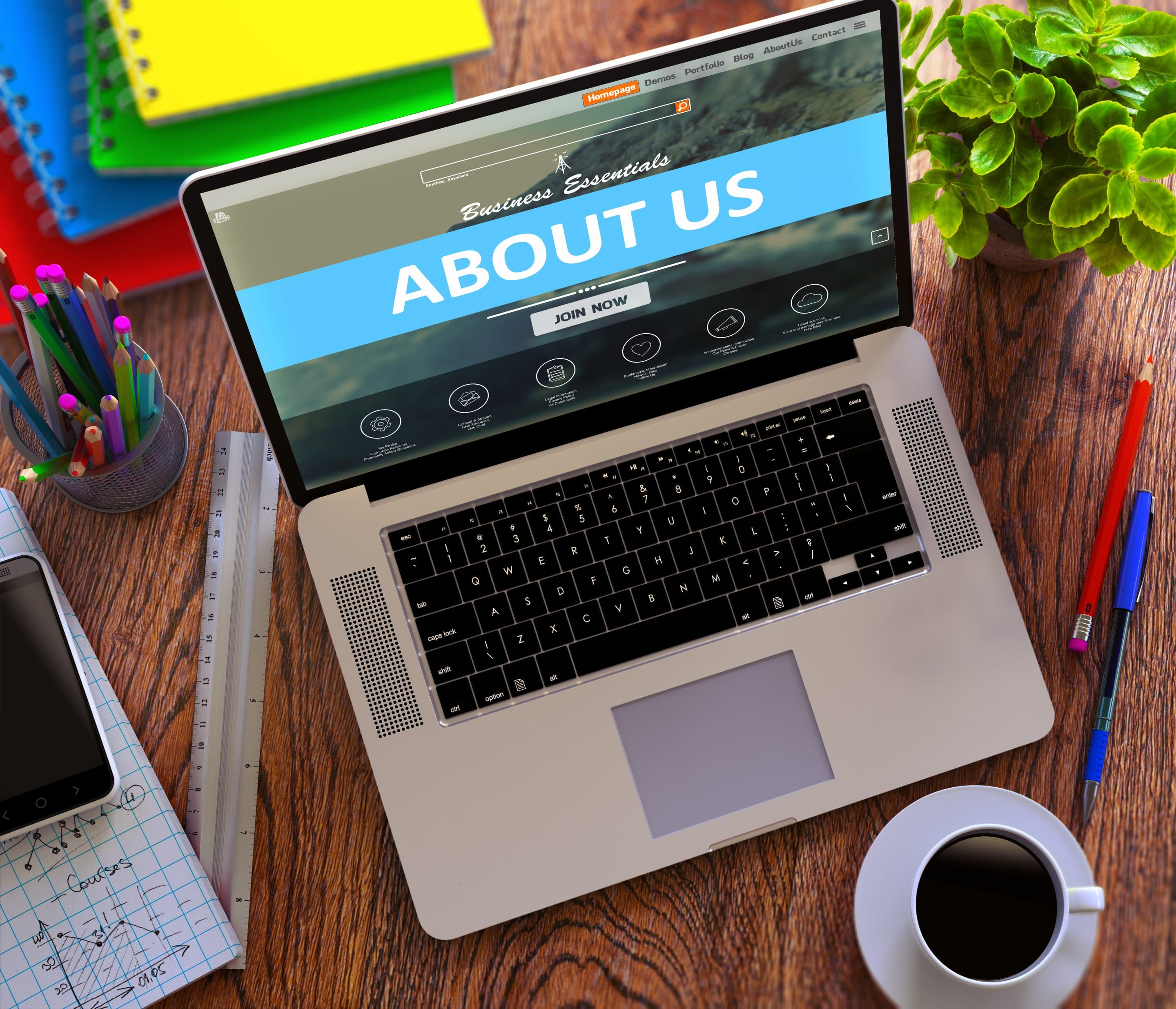 Why Your Website Needs a Strong About Page