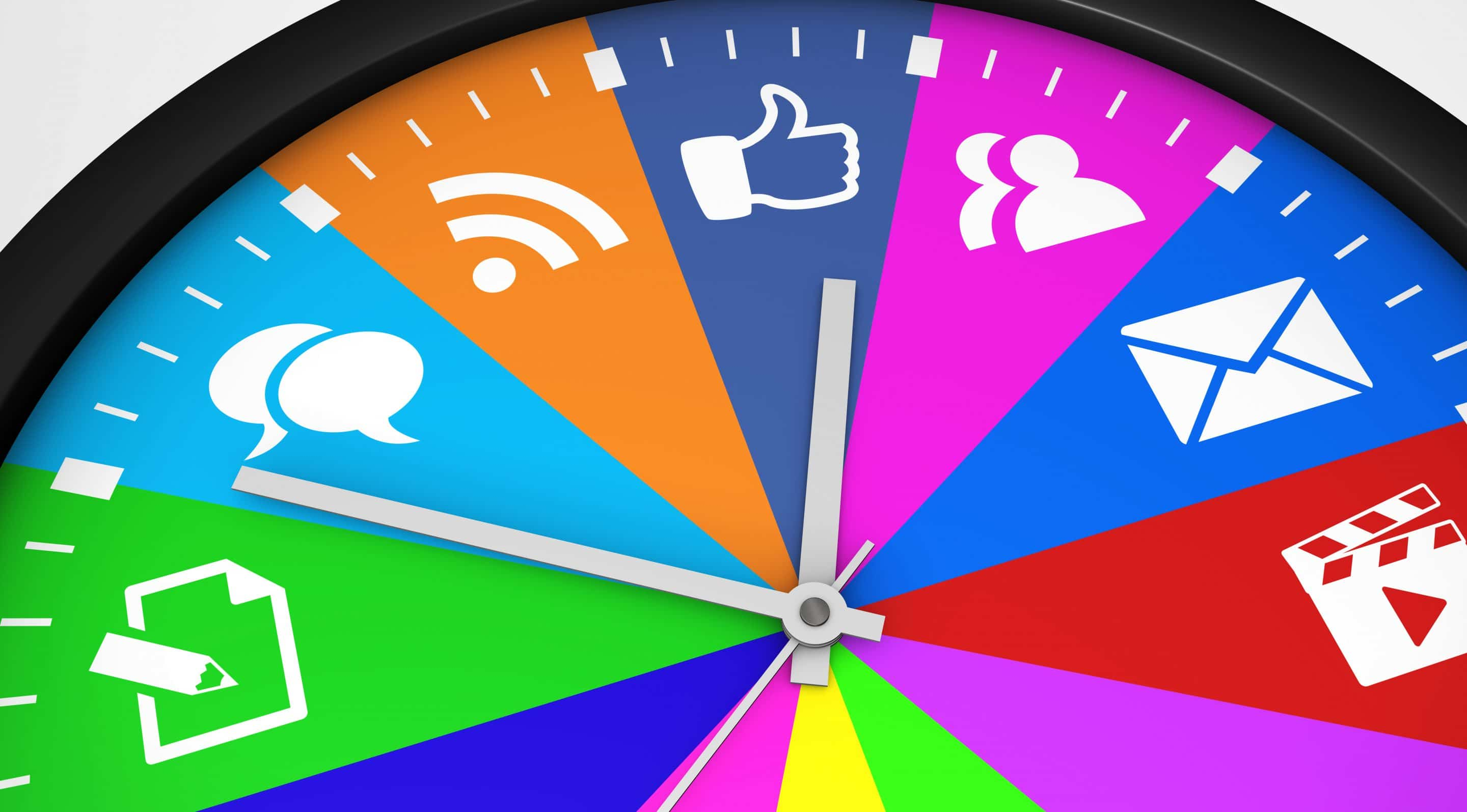 The Best Times to Post on Your Business' Social Media Pages