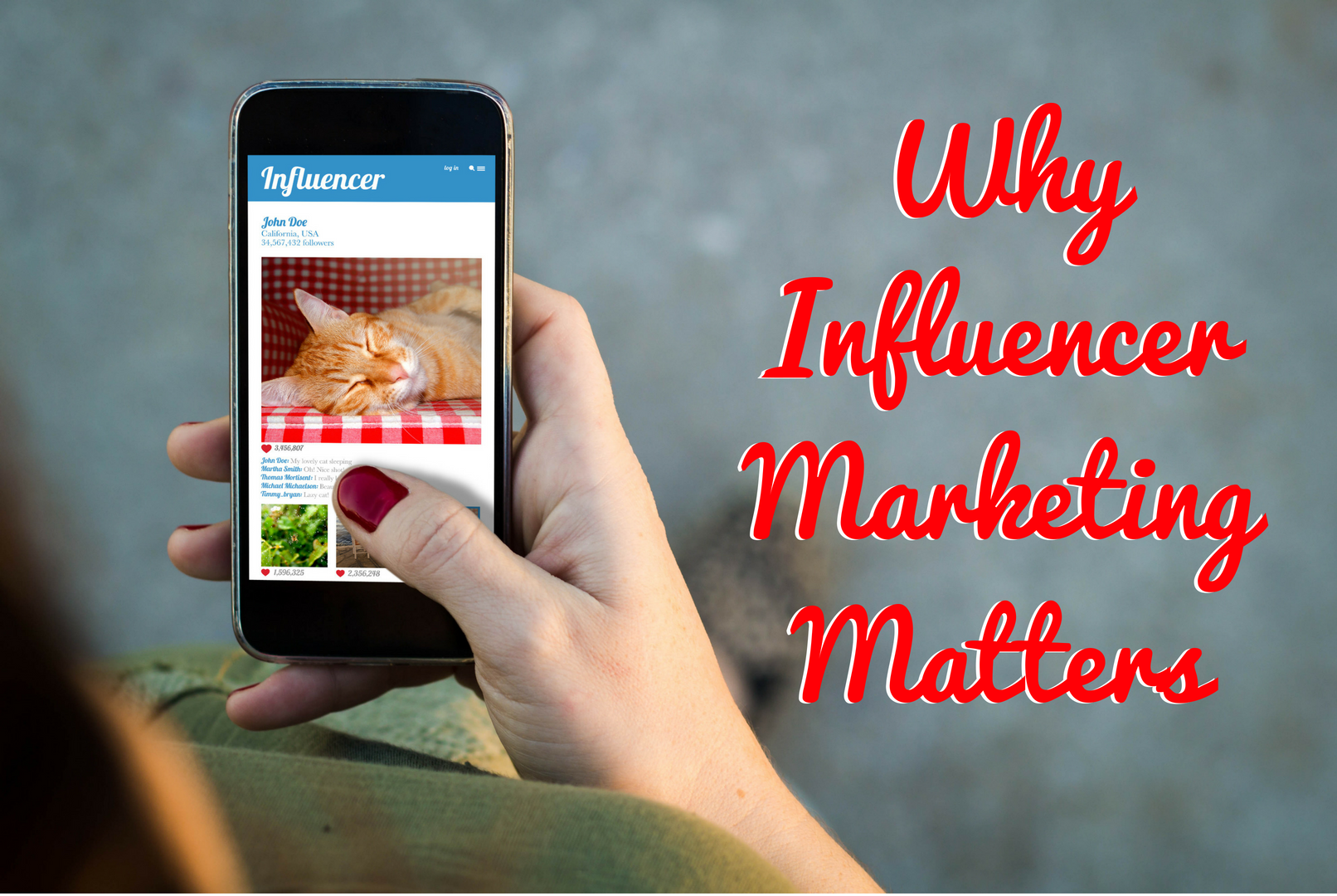 Why You Need to Start Influencer Marketing
