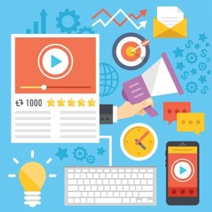 Video Marketing Strategy Call to Action