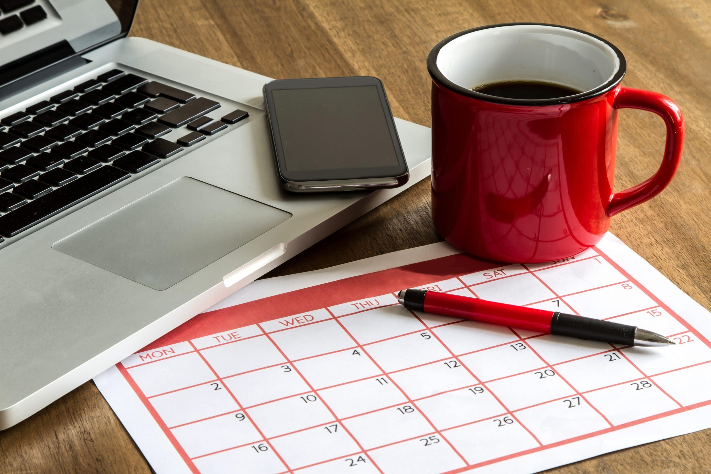 How to Create a Successful Content Marketing Schedule