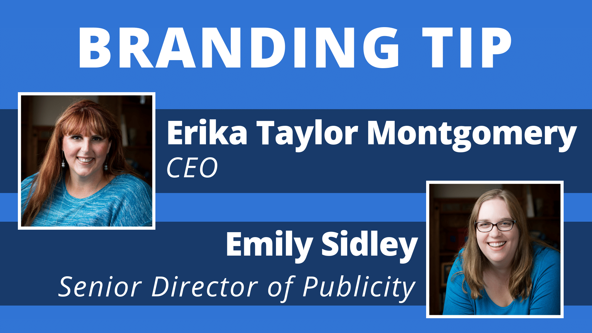 Video: Embrace Your Brand!