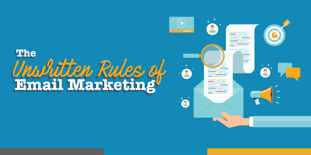 Infographic: The Unwritten Rules of Email Marketing