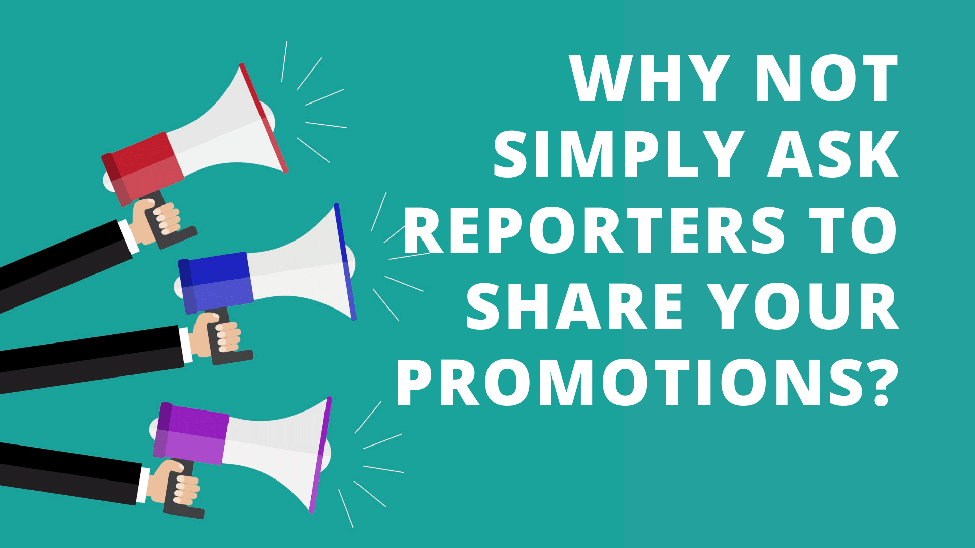 Video: What Should You Pitch to Journalists?
