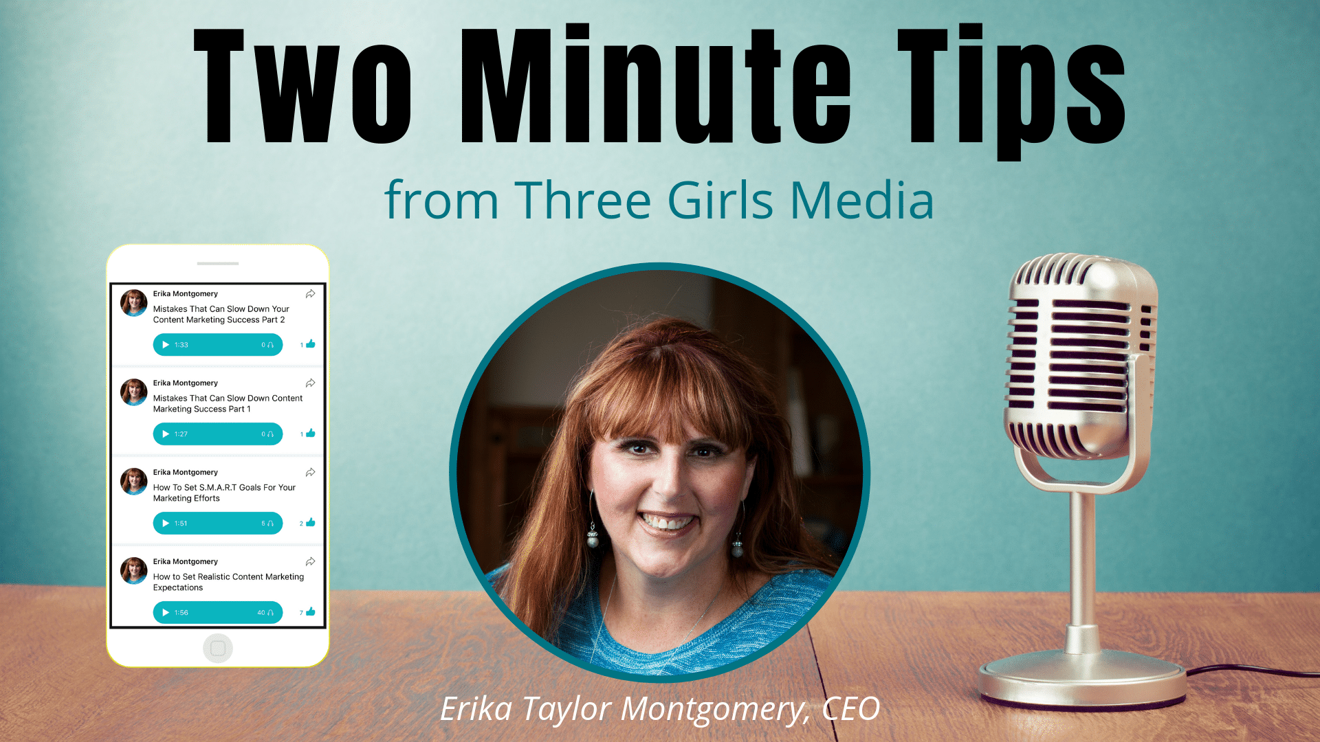 Two Minute Tips: Setting Goals and Being Competitive