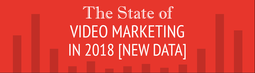 Infographic – The State of Video Marketing in 2018
