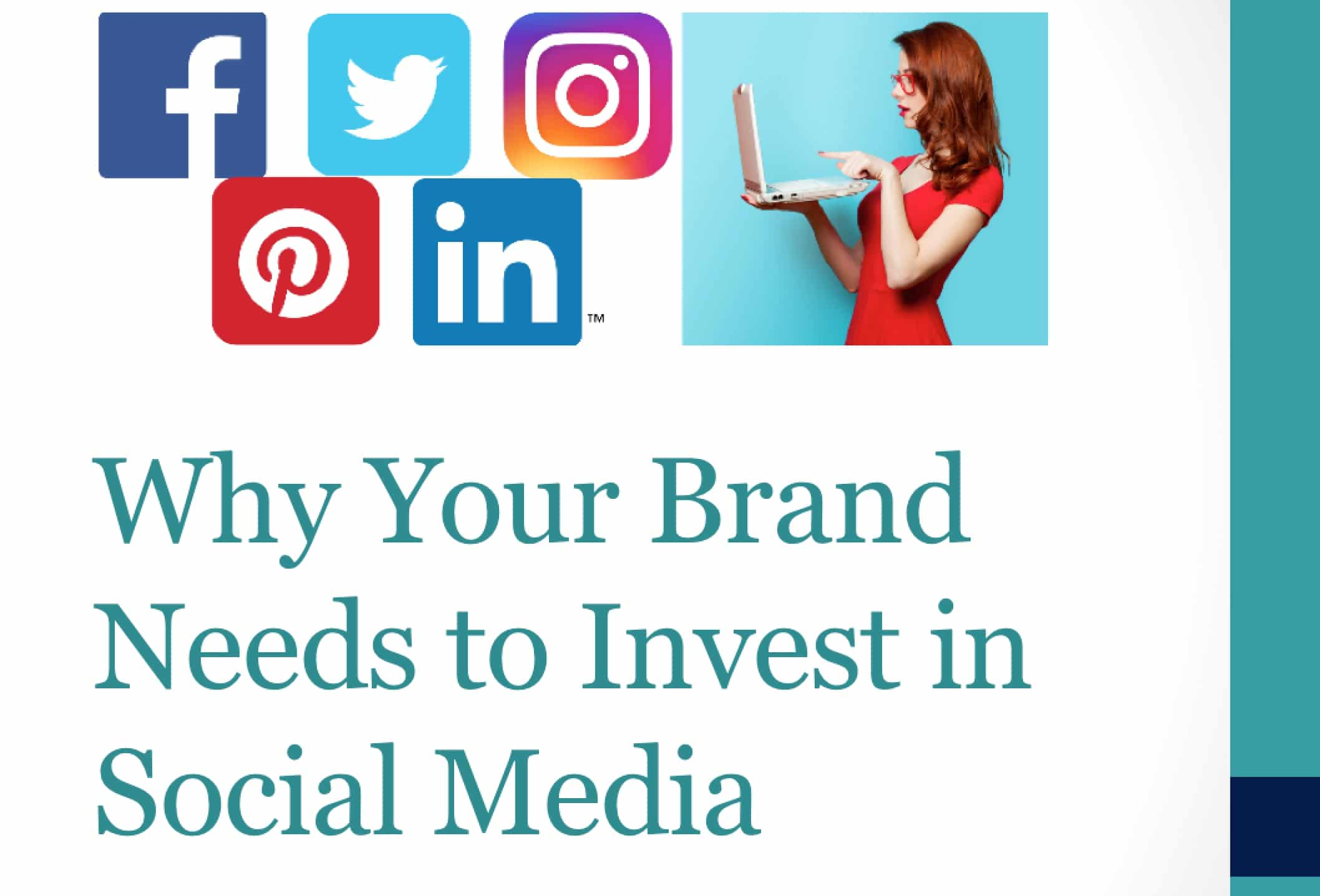 SlideShare: Why Invest in Social Media?