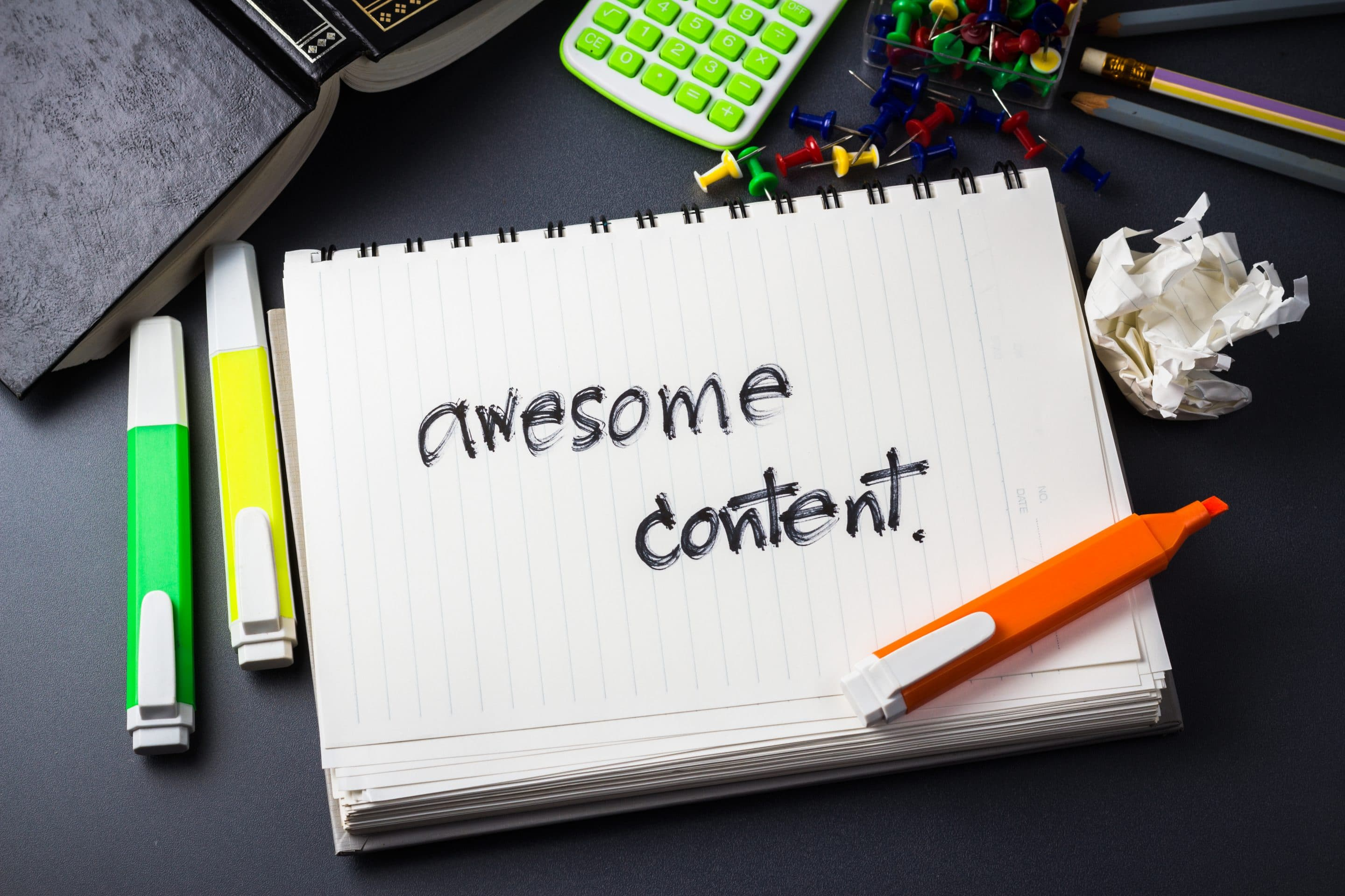 Content Strategy: 7 Rules for Creating Awesome Content