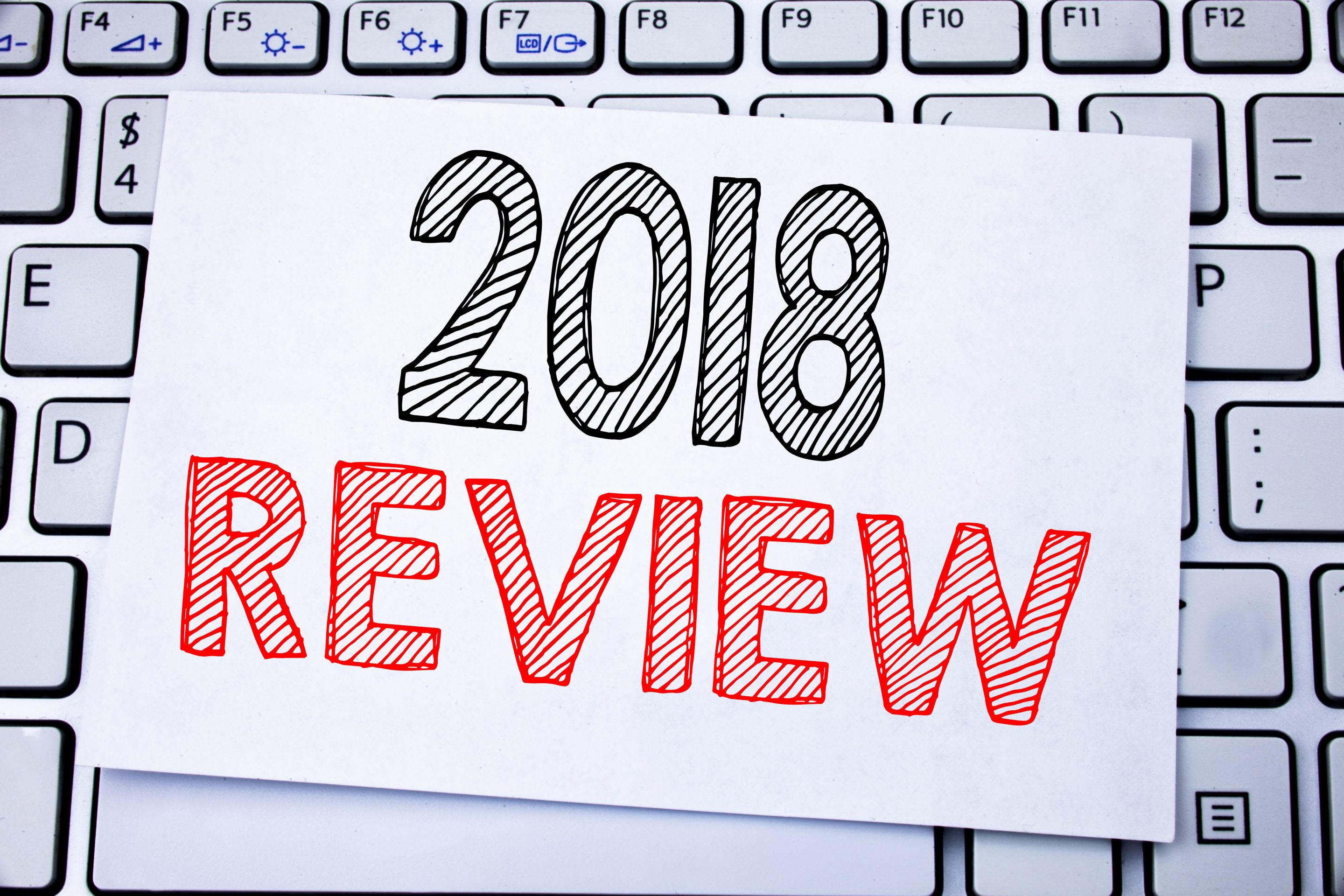 Why A 2018 Recap is Perfect For Your Content Marketing Strategy