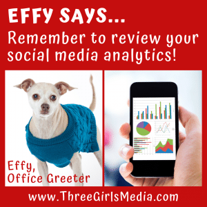 Effy Says... Analytics