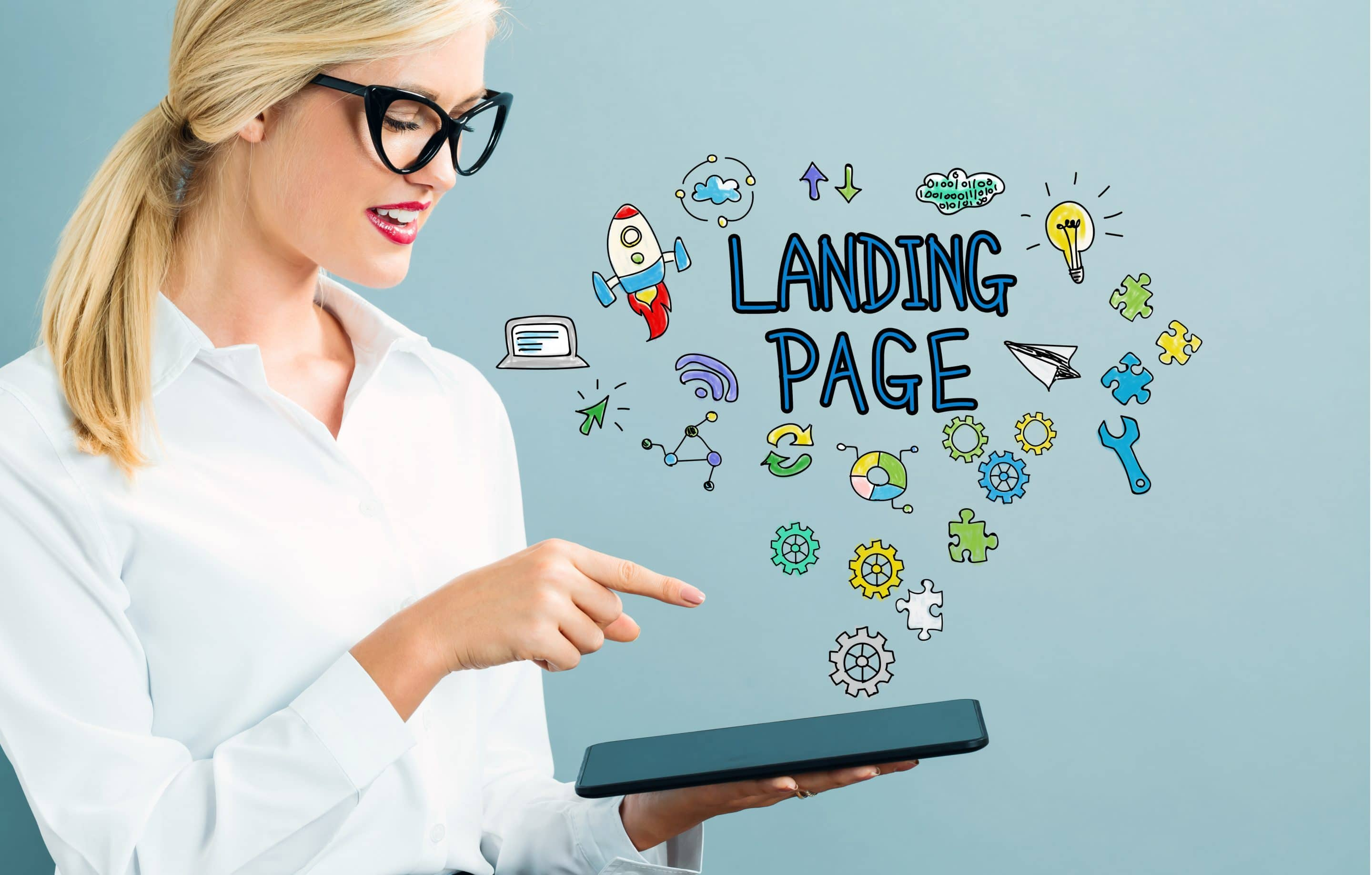 Digital Marketing Tips: Why You Need a Successful Landing Page and How to Create One
