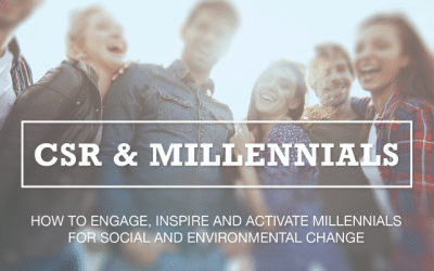 Infographic: How to Engage, Inspire and Activate Millennials for Social and Environmental Change