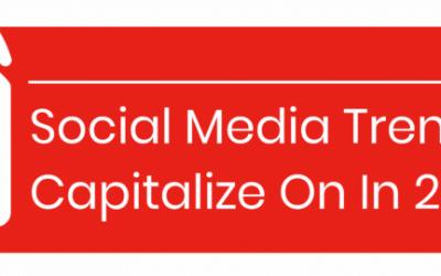Infographic: 5 Social Media Trends in 2019