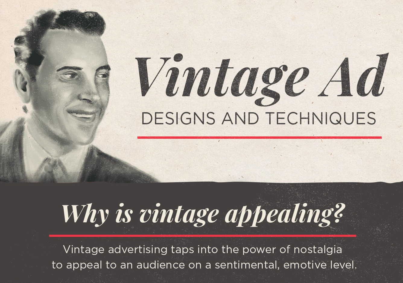 Infographic: 6 Effective Elements of Vintage Advertising (That Still Work)
