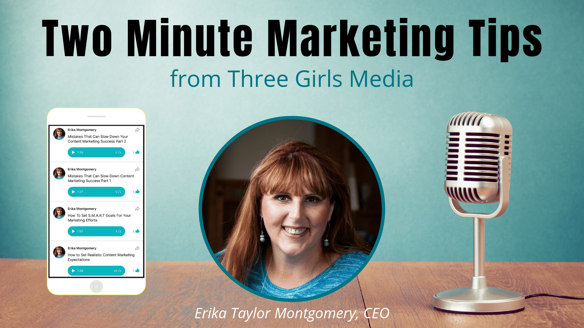 Two Minute Marketing Tips A Quick Guide to Snapchat, Twitter & LinkedIn Video Production