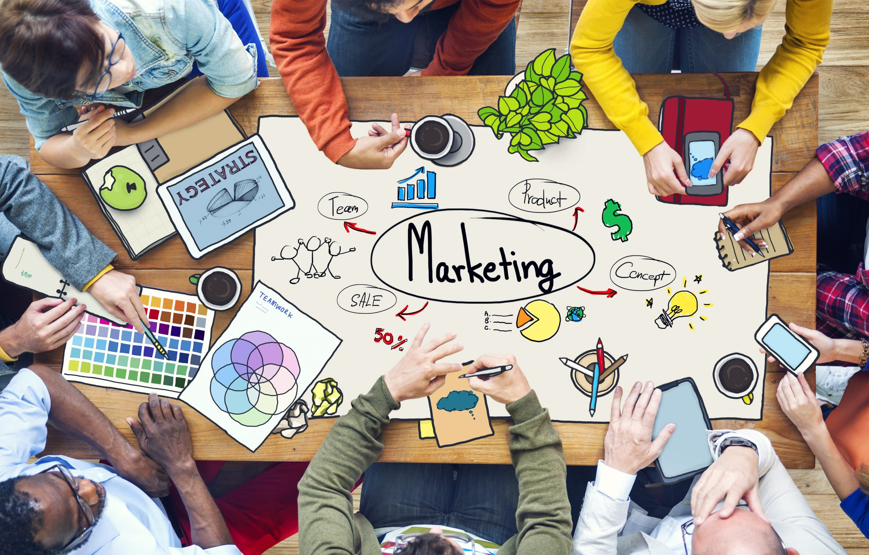 9 Things You Need for a Successful Marketing Strategy in 2020