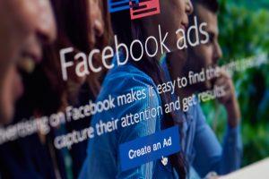 Create ads on Facebook.