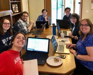 Part of Three Girls Media's content marketing team