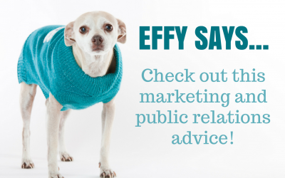 Effy Says … Build Relationships!