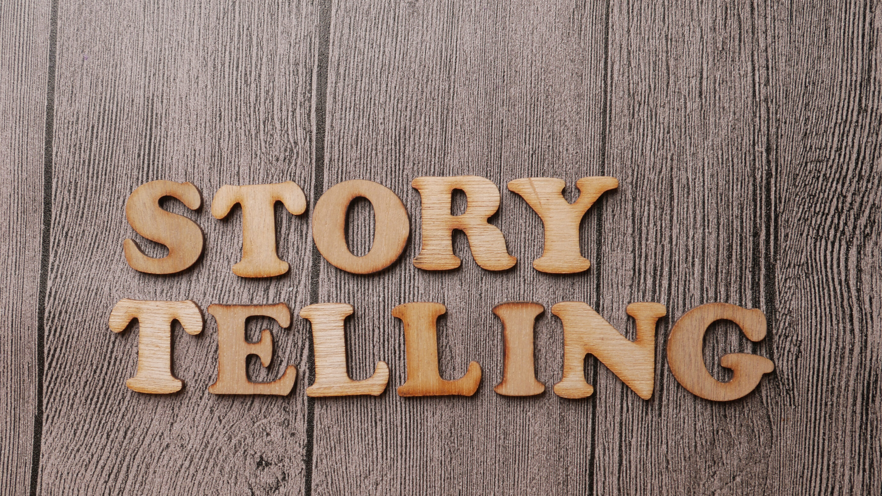 4 Elements of a Good Story