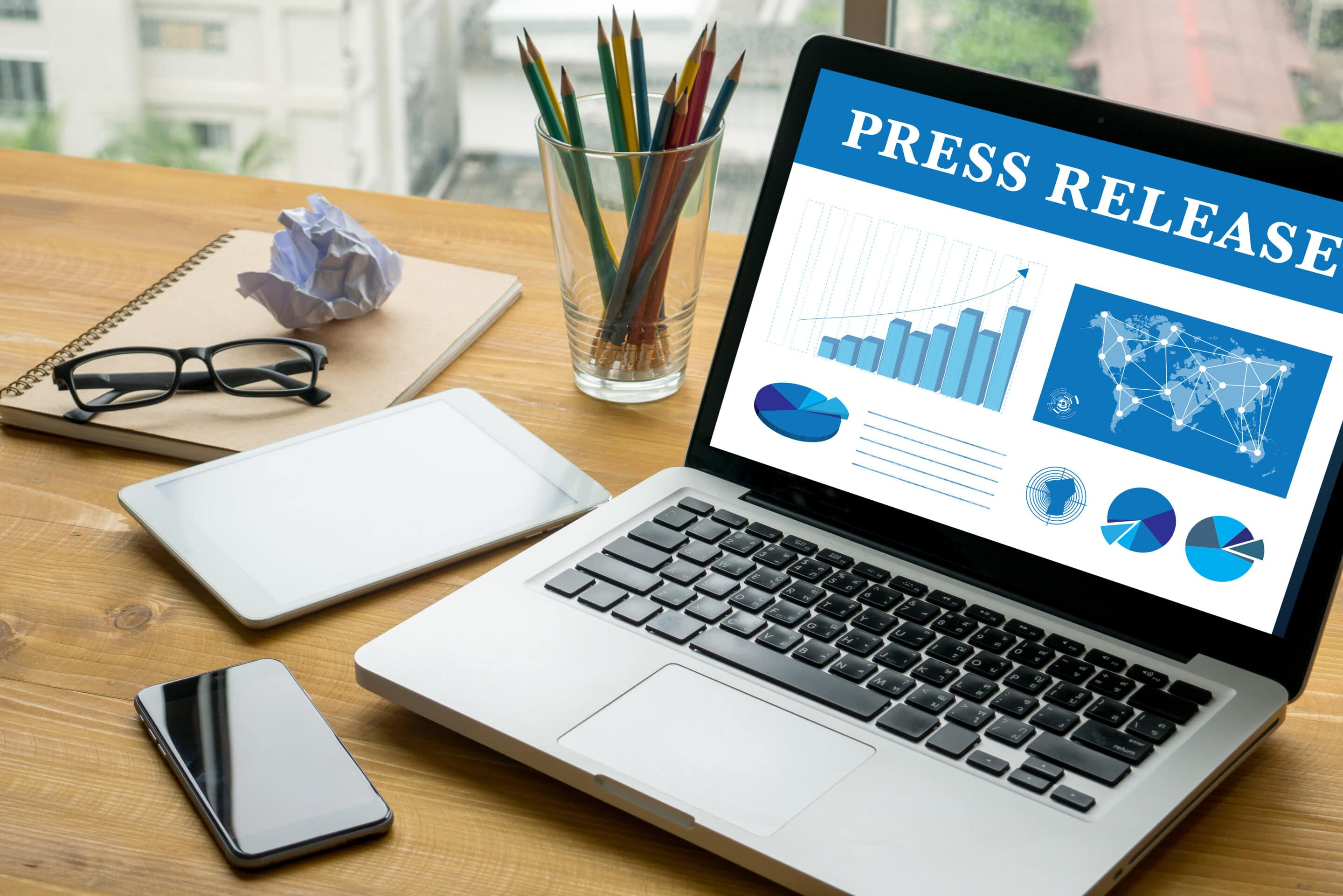 Five Reasons Press Releases Are Important And How To Write Them