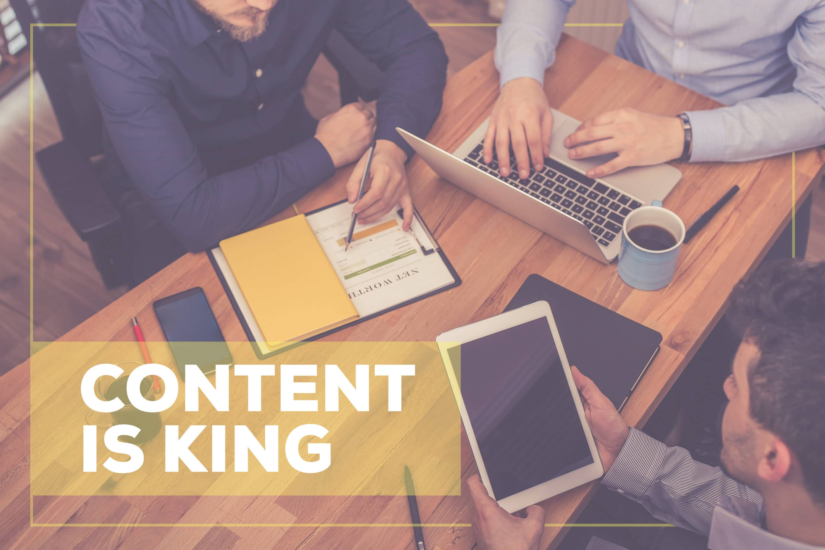 How To Grow Your Business Exponentially With Content Marketing