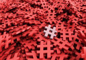 pintrest hashtags social media