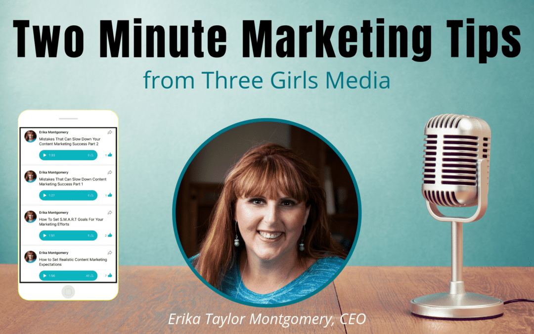 Two Minute Marketing Tips: Use These 7 Persuasive Writing Tips In Your Content Marketing Strategy